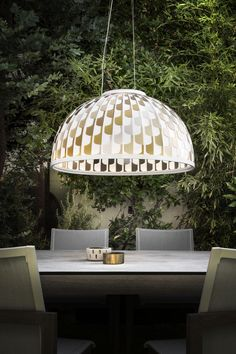 Dome by Analogia Project. Smart combination of technology and classic design.