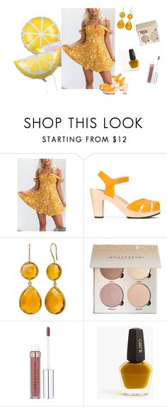 """""""Warm colours"""" by victoria-beauty ❤ liked on Polyvore featuring Swedish Hasbeens and J.Crew"""