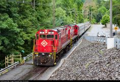 RailPictures.Net Photo: ME 19 Morristown & Erie Railway Alco C424 at Morristown, New Jersey by Ryan Schmelzer