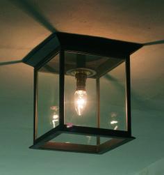 The English house - River Farm Ceiling Lantern
