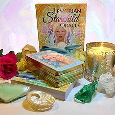 Buy the Deck - Lemurian Starchild Oracle The Falling Man, Deck Of Cards, Card Deck, I Am Amazing, New Earth, Oracle Cards, Before Us, Guided Meditation, Found Out