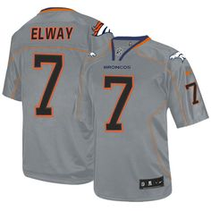 561a43171 Peyton Manning Limited Nike Lights Out Peyton Manning Limited Jersey at  Broncos Shop. (Limited Nike Men s Peyton Manning Lights Out Grey Super Bowl  XLVIII ...