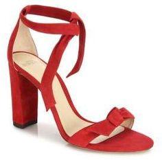 7cb7d3b1ceef Alexandre Birman Clarita Suede Ankle-Tie Sandals Ankle Wrap Sandals
