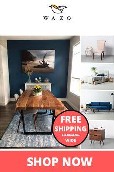 Solid Wood Furniture, Dining Room Decor, Room Decor, Decor, Dining Room Colors, Boho Dining Room, Home, Home Design Decor, Home Decor