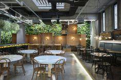 Fendi Caffè, urban chic a Roma | Lancia TrendVisions