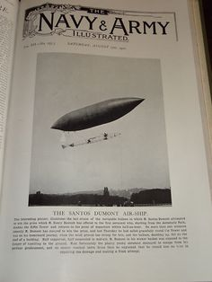 1901-SANTOS-DUMONT-AIRSHIP-AEROSTATIC-PARK-EIFFEL-TOWER