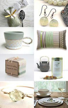 Morning Tea by Marukasa on Etsy