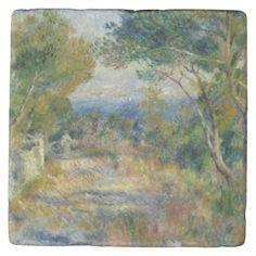 L'Estaque, 1882 Stone Coaster