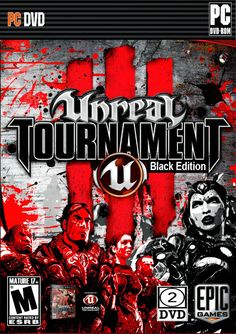 Unreal Tournament 3 Download Cover Free Game