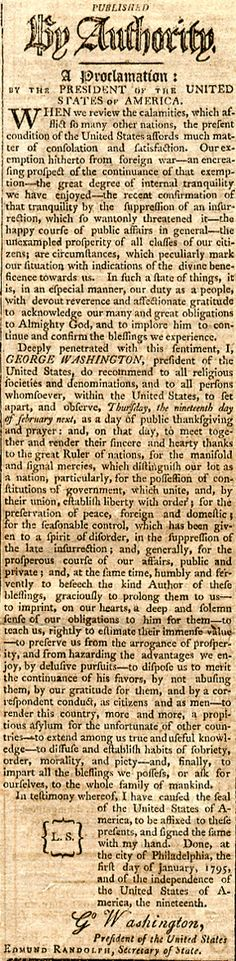 WASHINGTON: A PROCLAMATION: BY THE PRESIDENT OF THE UNITED STATES OF AMERICA.