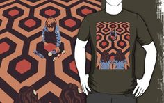 40 Kubrick Themed T Shirts   2. The Shining Room 237 Danny Torrance – by Creative Spectator