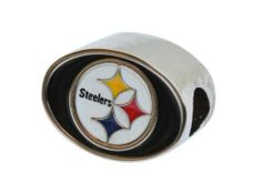 Pittsburgh Steelers Charm Bead Fits Most Pandora Style Bracelets Including Pandora, Chamilia, Biagi, Zable, Troll and More by Final Touch Gifts. $29.99. Pittsburgh Steelers  Bead Fits Most Pandora Style Bracelets including Pandora, Chamilia, Biagi, Zable, Troll.