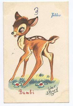 Vintage Disney Bambi