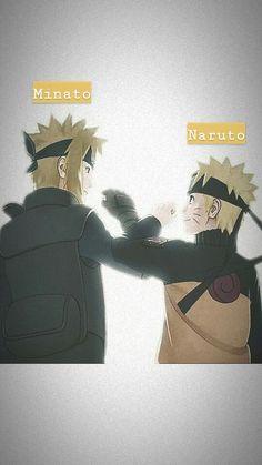 Minato and Naruto