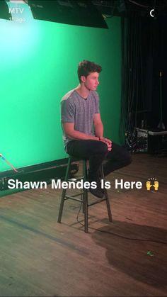 on MTV's snapchat