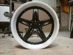 Awesome Plasti Dipped rims