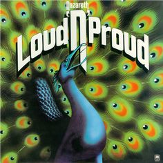 Виниловая пластинка Nazareth Loud 'n' Proud Used Vinyl Records, A&m Records, Lps, Lp Cover, Cover Art, Rock Album Covers, You Dont Want Me, Rock Bands, Rock N Roll