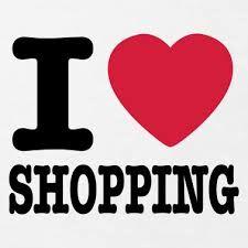 zoals de meeste hou ik van shoppen