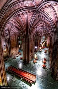 Cathedral of Learning by Lloyd Weaver, via 500px.  Pittsburgh. So so Beautiful !!!