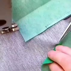 Sewing Basics, Sewing For Beginners, Sewing Hacks, Sewing Tutorials, Sewing Crafts, Sewing Tips, Sewing Collars, Couture Sewing Techniques, Costura Fashion