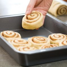 Secrets to Beautiful Cinnamon Rolls