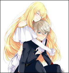 Aldnoah ZERO ★ Asseylum Vers Allusia x Slaine Troyard #Anime