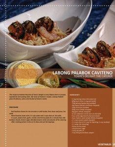 Labong Palabok -- A Cavite delicacy