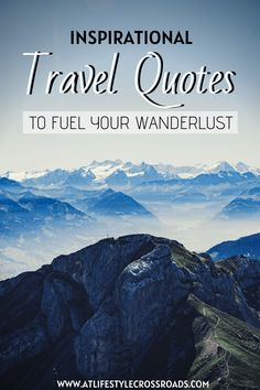 Traveling is one of the best ways to lose yourself in our world´s beauty and find yourself at the same time. Check these inspiring Wanderlust quotes! Adventure Quotes, Adventure Travel, Continents And Oceans, Wanderlust Quotes, Wanderlust Travel, Best Travel Quotes, Funny Quotes, Quotes Quotes, Travel Inspiration