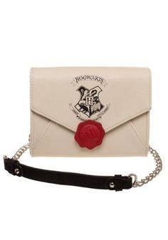 Harry Potter Hogwarts Letter Sidekick Handbag