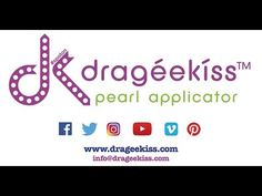 Getting to know your dragéekíss pearl applicator. The must have tool to help you attach dragées and sugar pearls to your cake with ease. No more tweezers and dropping pearls all over the floor. This ingenious product allows you to load the dragées into the hopper and position the pearls with ease on to your cake.