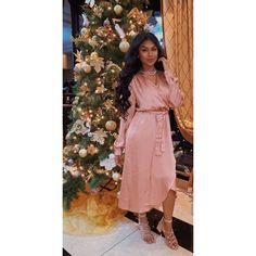 #holidayoutfit #christmas Holiday Looks, Holiday Outfits, Wrap Dress, Shirt Dress, Christmas, Shirts, Dresses, Fashion, Yule