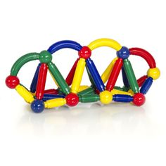 Guidecraft™ Better Builders® are an open-ended magnetic construction toy to explore and build endless models.