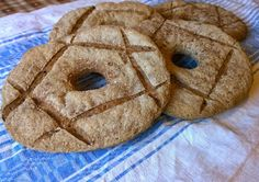 Gluteenitonta leivontaa: Taikinajuuri Fodmap, Gluten Free, Bread, Cookies, Baking, Breakfast, Desserts, Food, Glutenfree