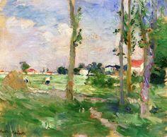 POUL WEBB ART BLOG - Berthe Morisot