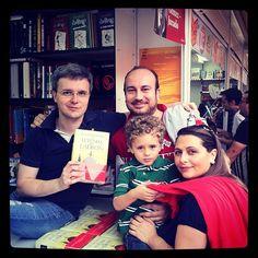 @Javifrechi  y familia. ¡Todo un placer chicos!