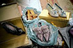 Manolo Blahnik y sus exquisitos zapatos de lujo María Antonieta