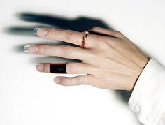 clear fingernails
