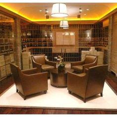 wine cellar & Wild Turkey Lodge Wine Cellar - eclectic - wine cellar - atlanta ...