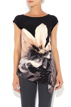 Viola Placment Top - Tops - Clothing - Wallis US