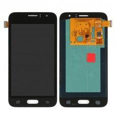 Ansamblu Display Ecran Afisaj Lcd Samsung Galaxy J1 J120 2016 Negru