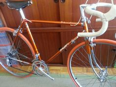 """21"""" RALEIGH Vintage 1974 International Copper CAMPAGNOLO Nuovo Record BROOKS Pro #Raleigh"""