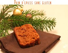 pain d'épices Banana Bread, Gluten Free, Table, Desserts, Food, Rice Flour, Gluten Free Recipes, Merry Little Christmas, Glutenfree