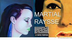 Exposition Martial Raysse - Mai / Septembre 2014 - Le Centre Pompidou