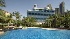 Le Meridien Mina Seyahi Beach Resort & Marina  with wonderful facilities.Explore the Arabian Sea.