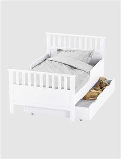 biblioth que roulettes fille motifs fleurs et papillons vertbaudet enfant d co chambres. Black Bedroom Furniture Sets. Home Design Ideas