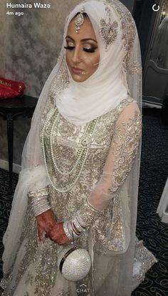 Beautiful want this for my nikkah in sha Allah