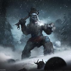 Frost Giant Skyrim / The Elder Scrolls Legends Artwork The Elder Scrolls V: Skyrim is an open world action role-playing video game developed by Bethesda Game Studios and published by Bethesda Softworks.