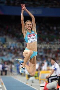 Olga Rypakova, Triple Jump...