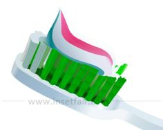 """This image is a flash vector illustration of a tooth brush with toothpaste and can be scaled to any size without loss of resolution. This image can be downloaded in """"Jpeg"""", """"png"""", """"swf"""" and in """"fla"""" (flash source file) formats. Download free flash vector illustrations and graphics, flash animation samples and examples, flash swf files and fla source files, audio file and special sound effects, kids educational stuffs and more at www.insetfair.com"""