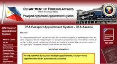 How to apply for Philippine passport online? by Tokitechie's Blog. Please visit http://tokitechie.blogspot.com/